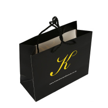 Offset Printing Cosmetic Paper Gift Bag for Clothing Carrier Gift Bag with Customed Logo