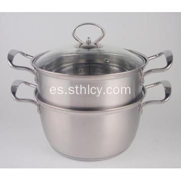 Durable Stock Steel Stock Pot Wholesale