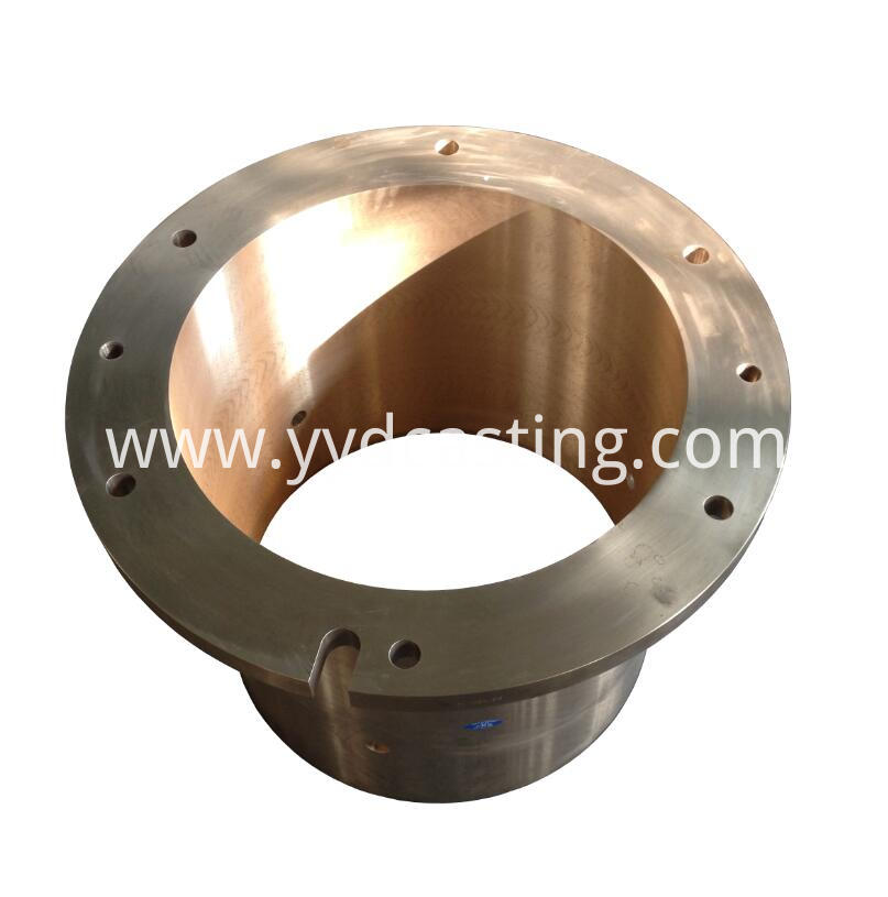 Bottom shell bushing