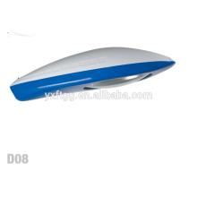 2015 best sale IP65 Newly Designed Solar Powered Street Lights Die-casting Aluminum Alloy HPS-D08 Solar Lights