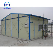 Excellent Quality Low Cost Prefabricated House And Wall Panels Prefab House