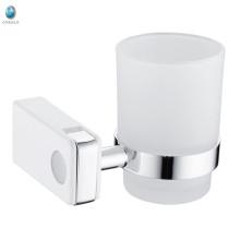 Accesorios de baño colgante de vaso de latón colgador de taza de ducha