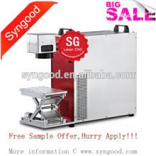 Machine de repérage au laser Syngood Fibre SG10F / SG20F / SG30F-Spécial pour étiquette de chien en métal
