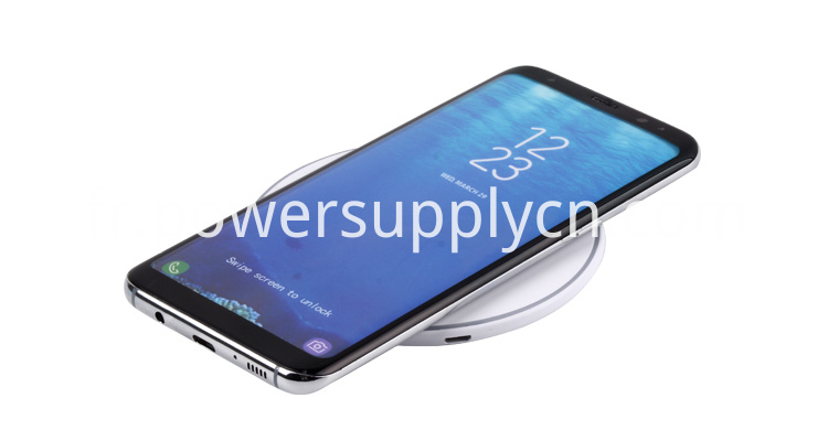 Ultrathin Qi Fast Wireless Charger 10w