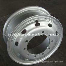 Tube Steel Wheel for Truck, Truck Wheel, Steel Wheel (8.5-24)