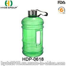 2.2L Plastic Sport PETG Water Bottle, Hot Sale High Capacity Plastic Water Jug (HDP-0618)