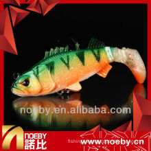 NOEBY fishing tackle shop artificial fish lead soft lure