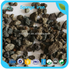 Hot Sell Sponge Iron Filter Material / Deoxidizer