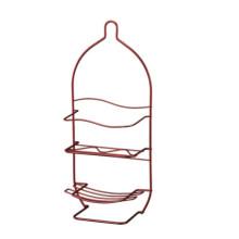 Metall 2-Tier-Badezimmer-Rack