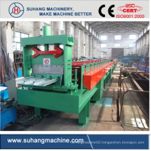 Automatic Galvanized Steel Roof Decking Sheet Roll Forming Machine