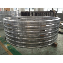 Anillos forjados para rodamientos de anillo de giro Fabricantes