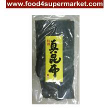 Algen Dashi Konbu Getrocknete Seetang für Suppe in 1kg Pack