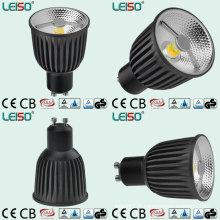 6W 3D COB Dimmable Lumière LED Spotlight GU10 (S006-GU10)