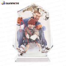 Foto de cristal de sublimação BXP01 140 * 195 * 40
