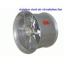 Ventilador de circulación de aire para granja avícola / invernadero / taller