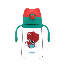 Tritan Straw Water Bottle per bambini