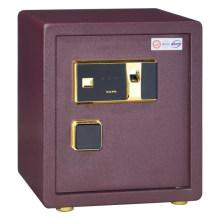 Móveis para casa usado caixa de seguro todos os aço seguro inteligente caixa de bloqueio de impressão digital caixa segura