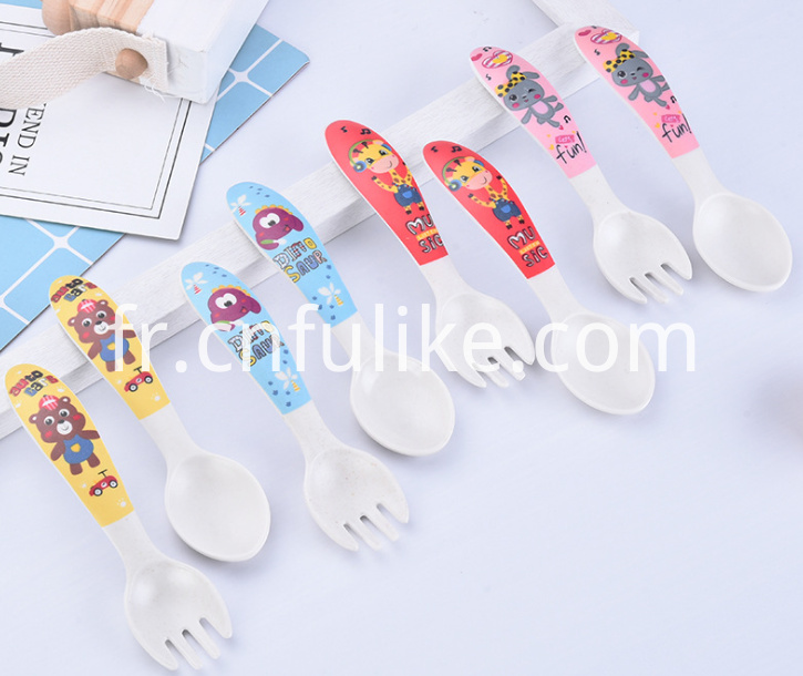 Plastic Utensils Eating
