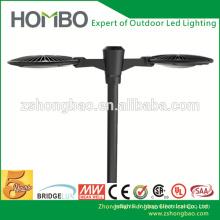 Lumières de jardin dirigées pour le stationnement, piste cyclable 50W 60w 80W 100W