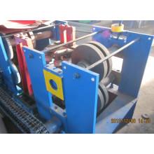 Máquinas formadoras de canalones metálicos