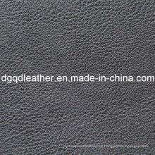 Buen cuero elástico de los muebles del PVC de la calidad (QDL-51549)