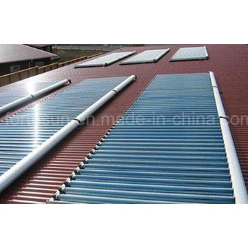 Hochdruck-Heatpipe-Solarthermie-Warmwasserbereiter-Kollektor