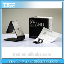 Retail Box Packaging Micro Suction Mobile Phone Display Stand with Hook