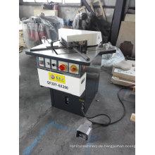 Hydraulische Ausklinkmaschine Stahl Schneidemaschine