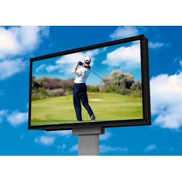 P6 Lätta SMD2727 Outdoor Billboard LED Display