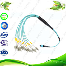 OM4 Fiber Cable MPO By Necero Patch Cord Manufacturer