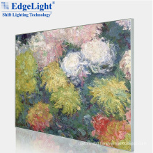 Edgelight AF40 frameless slim fabric led light box advertising