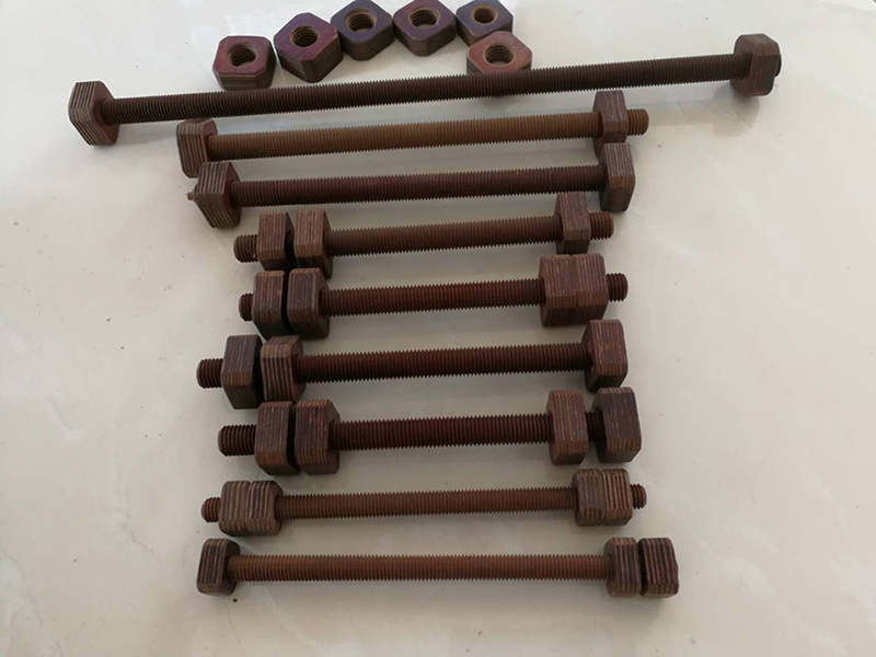 Nuts And Threaded Rods