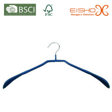 Eisho Special Design PVC Coated Metal Clothes Hanger