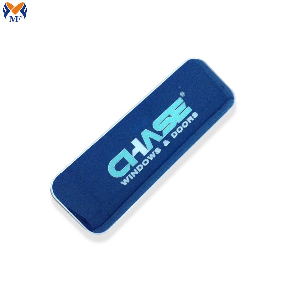 Metal Logo For Wallet