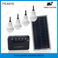 Lithium-Ion Battery off Grid Home Solar System with Mobile Phone Charging