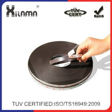 High Energy Flexible Magnet Strip with 3m Self Adhesive Magnetic Tape Strip Roll Magnet