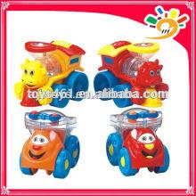 Mini Cute Cartoon Slide Car Toys For Kids Mini Plastic Car