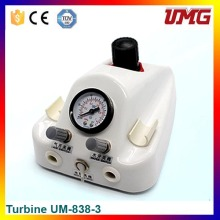Hot Sale Dental Rotors Turbine Unit with Foot Control