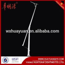 10m Folding lighting pole