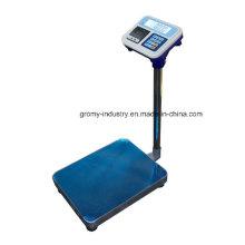 Escala eletrônica de pesagem de plataforma digital com impressora