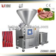 Electric vacuum sausage stuffer