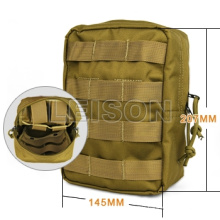Military Tactical First Aid Pouch with Molle ISO Standard (JYB-63B-1)