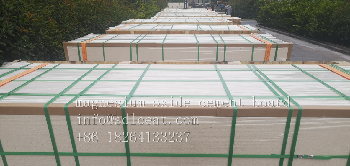 3-25mm fireproof magnesium sulfate panel