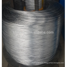 Bottom Wholesale Price!1-6mm/10-500kg per coil,hot dipped galvanized iron wire/low carbon steel wire high quality made in China