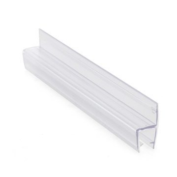 2200mm Length Shower Door Waterproof Sealing Strip 6/8/10/12mm Glass Door Seal