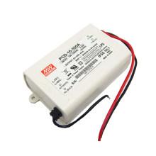 POTENCIA media 350mA controlador LED regulable 16W IP30 UL PCD-16-350A con función PFC