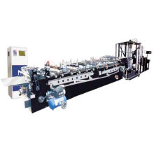 Automatic Three Edge Sealing Bag Machine (DSBF-350A/600A)