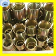 Virola de manguera hidráulica rectificada para SAE 100 R2at / En 853 2sn Válvula de manguera 00210