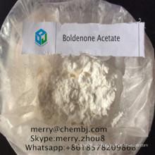 Musle Growth Steroid Pulver Boldenon Acetat für Fett Verlust 2363-59-9