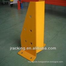 Jracking Powder Coated Pallet Rack Upright Protector